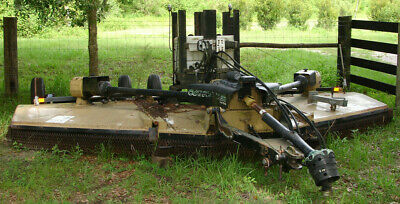 NEW WOODS BW12 12-foot Dual Wing Batwing Mower - $11,398 48