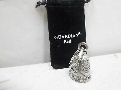 Worlds Greatest Biker Uncle Guardian Bell Motorcycle Harley Accessory HD Gremlin NEW Riding Bell Key Ring Guardian® Bell