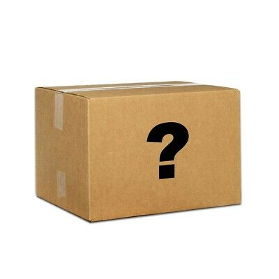 Mystery box  New electronics, clothing, consoles, games, dvds Minimum 7 Items
