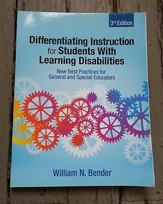 Differentiating Instruction for Students with Learning Disabilities 3rd Ed. PB