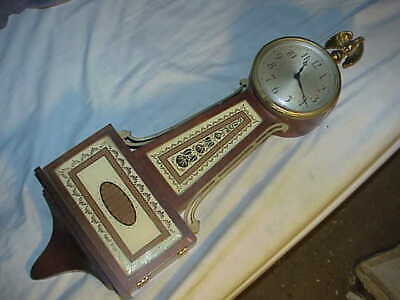Antique 1930'S Seth Thomas Wall Clock, Great Looking Condition, Non Working