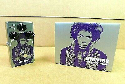 Dunlop Jimi Hendrix JHM5 Fuzz Face Distortion Pedal! NAMM Show Display Model!!