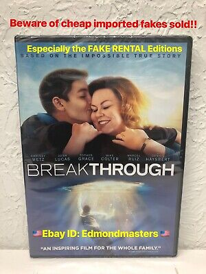 Breakthrough 2019 Brand New Authentic! BEWARE OF FAKE RENTAL EDITIONS BEING SOLD