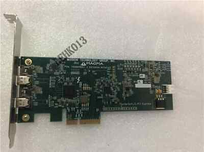 Used & Tested   thunderboit 2 pci express with  warranty Ship by DHL or UPS