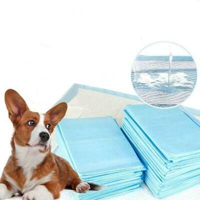 60x90cm Large Puppy Training Pads Toilet Pee Wee Mats Pet Dog 2019-Version F7H2