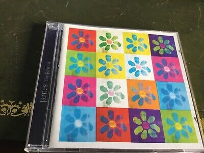 The Best Of James - Greatest Hits Cd - Sit Down / Laid / Come Home / Sound +