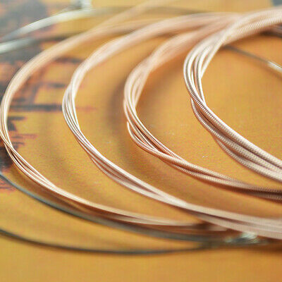 Standard Steel String Strong Strings Gauge For Classical Acoustic Guitar Parts