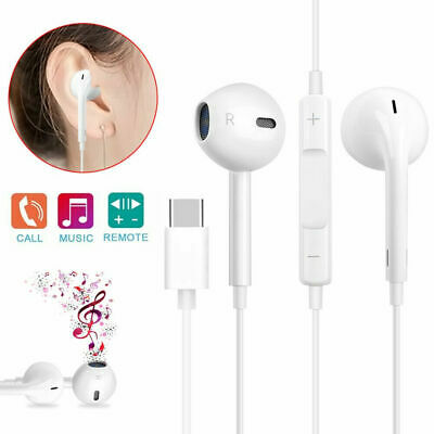 Original HUAWEI Type-C Earphone For Mate 10Pro 20X RS P20 Wired In Ear Headset