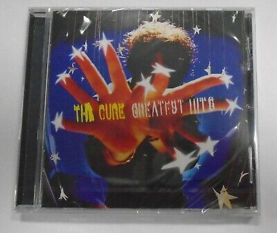 The Cure - Greatest Hits (New and Sealed Original Standard CD Release)