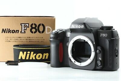 """""""EXC++++"""" Nikon F80D F80 35mm SLR Film Camera Body Only From JAPAN #41"""
