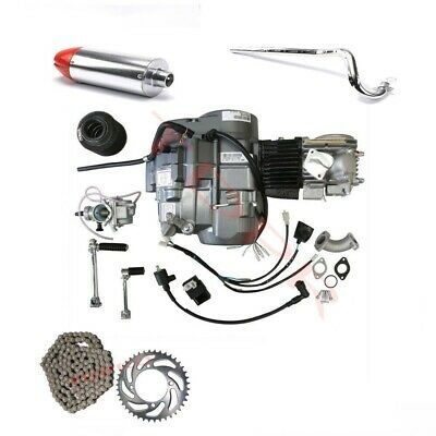LIFAN 140CC ENGINE Motor Manual Oil Cooled Pitster Pro Apollo Orion CRF70  XR70