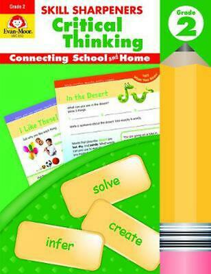 Skill Sharpeners Critical Thinking, Grade 2 by Evan-Moor Educational Publishers