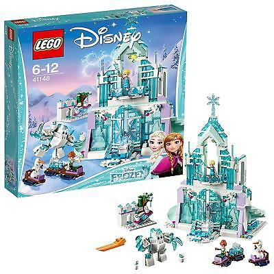 "Lego Disney Princess Anna and the Queen of Snow ""Ice Castle Fantasy"" 4114"
