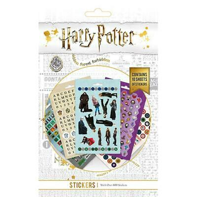 Harry Potter 800pc Sticker Set