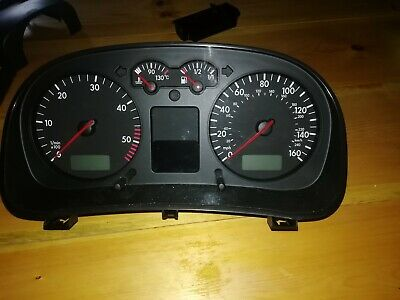 98-03 Vw Golf Mk4 1.9Tdi Speedometer Instrument 1J0 920 926C 1J0920926C Clocks