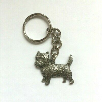 Dalmatian Badge Pin Brooch or Keyring in Copyrighted Antiqued Pewter
