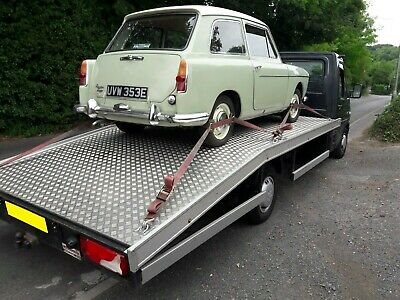 Classic car collection recovery doncaster sheffield leeds yorkshire