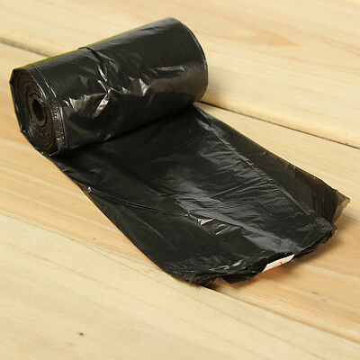 20~100Pcs Plastic Portable Dog Pet Waste Poop Poo Bags Refill Pick Up Garbage !