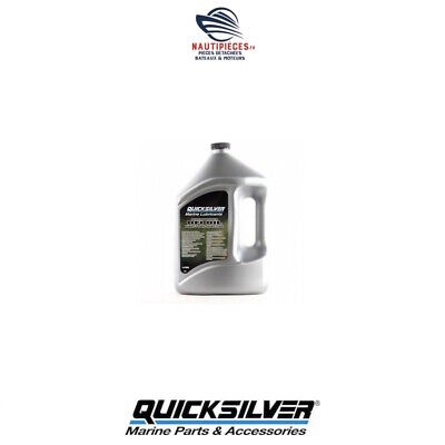 9B 858037QB1 Tanica Olio 4 Litri Dfi Olio Quicksilver Mercury Optimax