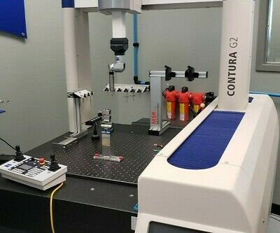 CMM ZEISS Contura G2 W/Scanning head, all probes included, Renishaw