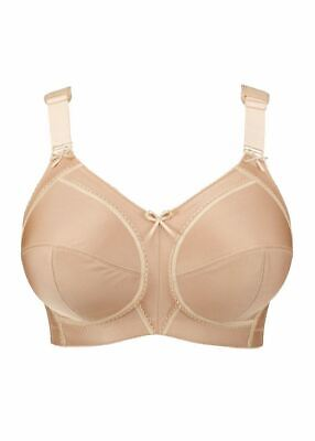 Goddess Audrey GD6121 Non-wired Soft Cup Bra Nude (NUE) 40 HH CS