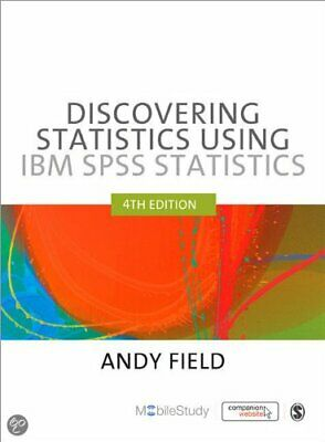 Discovering Statistics using IBM SPSS Statistics(WebAssign Edit... by Andy Field