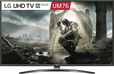 "New Lg 43Um7600Pta 43"" Um7600 4K Uhd Smart Led Tv"