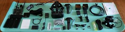 TPCast & HTC Vive with Deluxe AS, 2x Wands, 2x Base Stations, 3x Ext Batteries