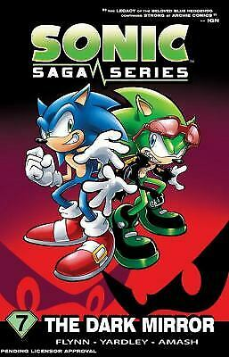 Sonic Saga Series 7: the Dark Mirror by Sonic Sonic Scribes