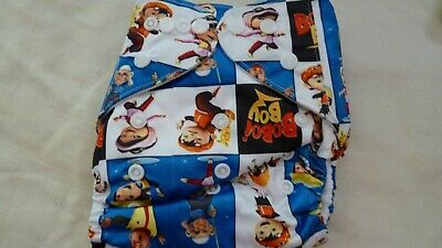 New Cloth Pocket Diaper Nappy Microfiber Insert BoBoiBoy
