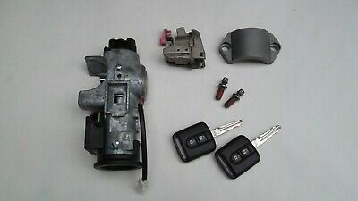Nissan Note Nissan Micra K12 07-13 Automatic N0502766 Ignition Barrel And Key