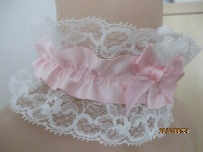 Transvestite, Lace,Sissy,Maid, Choker,Necklace, Cosplay,Slave,Collar Cosplay