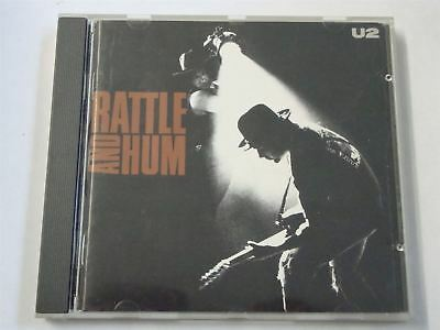 U2 - Rattle And Hum CD Album