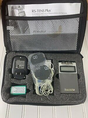Electrical Nerve Stimulator RS Medical RS-TENS Plus Transcutaneous Electric Pain