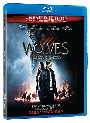 Wolves (Blu-ray, 2014) Brand New VERY RARE, OOP & HTF HORROR *ONLY ONE eBay!!*