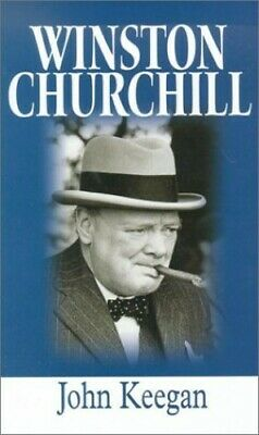 Winston Churchill (Thorndike Biography) by Keegan, John Book The Cheap Fast Free