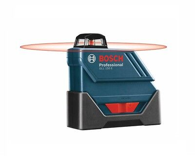 Bosch GLL 150 ECK Self-Leveling 360 Degree Laser Kit