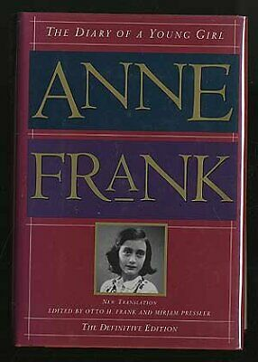 NEW - The Diary of a Young Girl: The Definitive Edition by Anne Frank