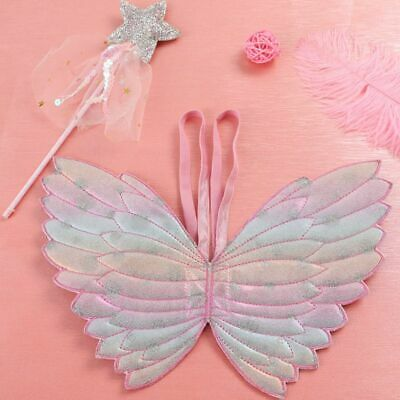 Children Performance Props Butterfly Princess Angel Wings Fairy Stick Kids Toys