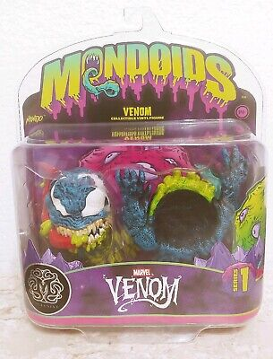 Mondo Mondoid VENOM Vinyl 2019 SDCC COMIC CON Exclusive NEW  (ready to ship)