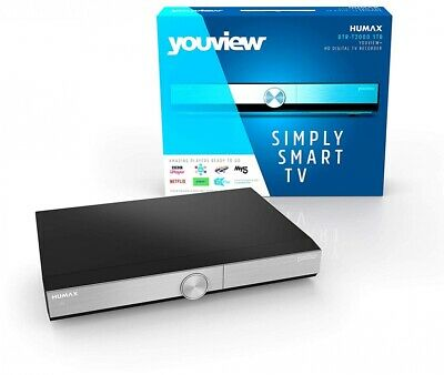 HUMAX DTR-T2000 YouView HD Smart Digital TV Recorder - 1 TB