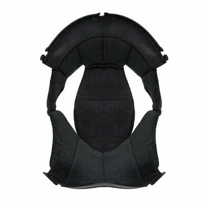 Bell Moto 3 Replacement Motorbike Motorcycle Top Pad Cloth Black