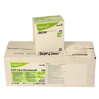 Skin Care Cream Soft Care Dermasoft H9,6x0,8L for Dispenser
