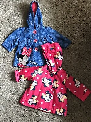 Minnie Mouse Baby Girl Light Weight Coats /jackets
