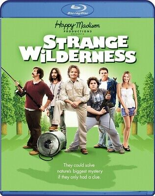 Strange Wilderness (Blu-ray Disc, 2013) LN Rare OOP Out of Print & Hard to Find