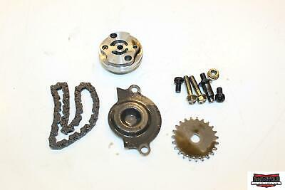2007 Genuine Scooter CO. Buddy 125 Engine Motor Oil Pump Gear Chain 1081000000