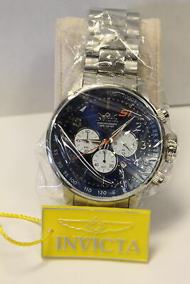 INVICTA S1 Rally Chronograph Blue Dial Men's Watch Model 23080