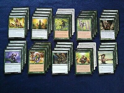Magic MTG mazzo verde elfi pauper