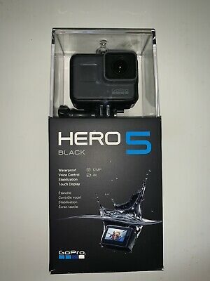 """GoPro HERO5 Black plus Chesty Harness and 12"""" Extending Pole Grip"""