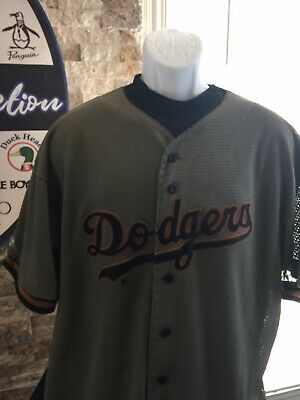 the latest 6f103 ae3cb MAJESTIC AUTHENTIC MEN'S Los Angeles Dodgers Jersey. Size. XL